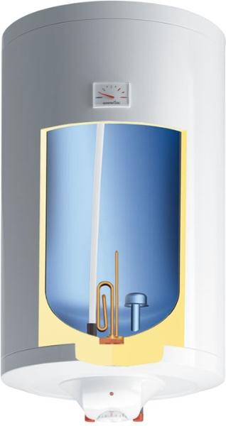 Pressurised electric water heaters
