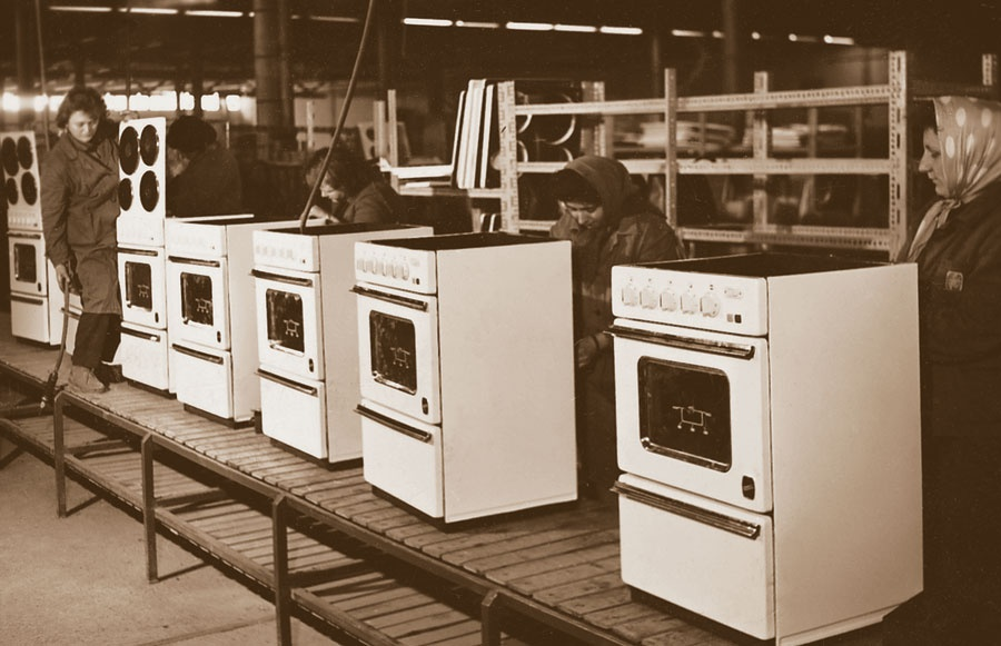 Les 60 ans de gorenje gorenje highlights - Premiere machine a laver ...