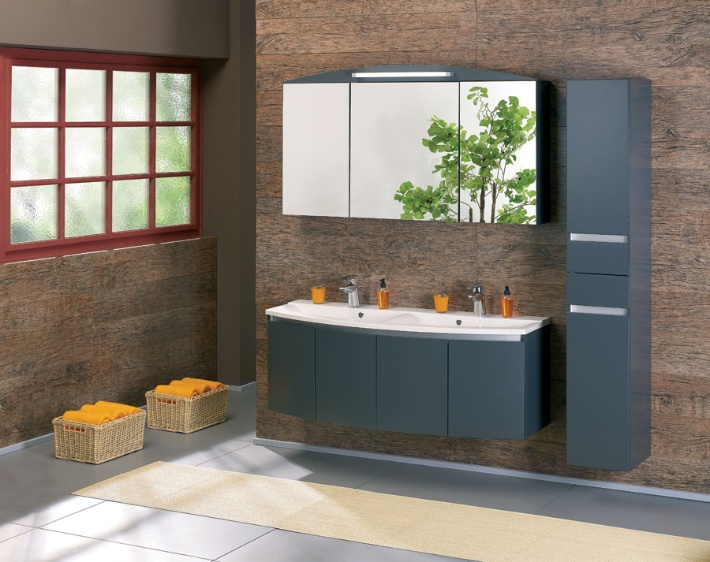Gorenje Interior Design Bathroom Oasis Anthracite