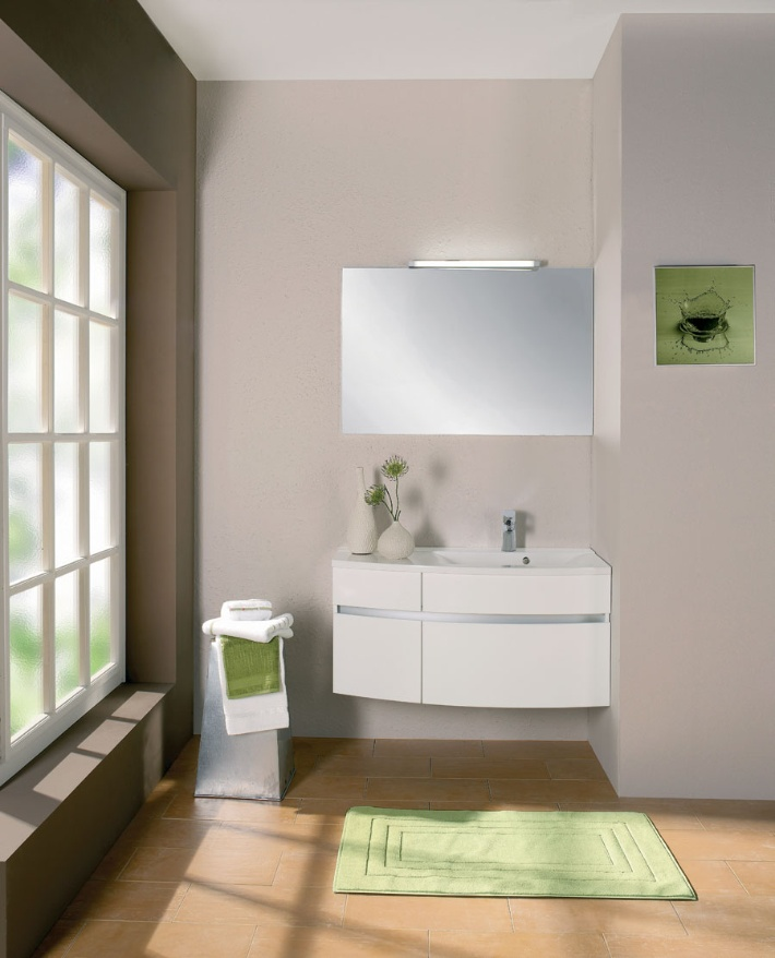 Gorenje Interior Design Bathroom Oasis White