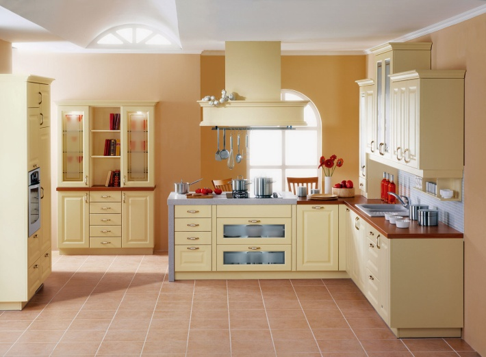 Gorenje interior design kitchen aida vanilla Interior design kitchen paint colors