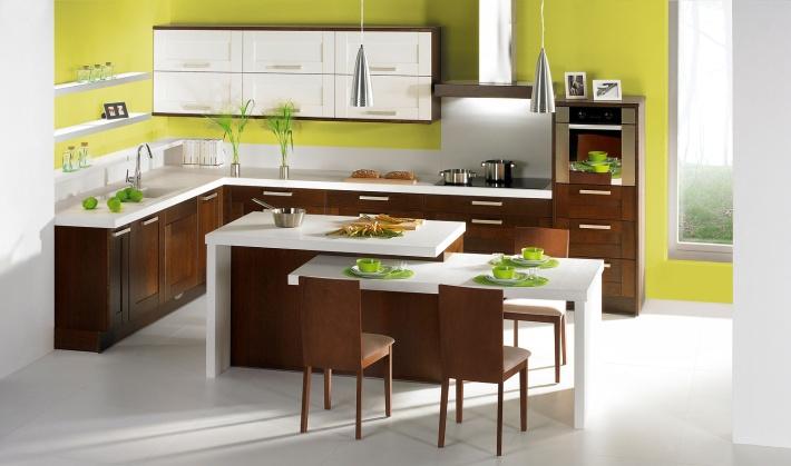 Gorenje interior design kitchen lira oak wenge for Wenge kitchen designs