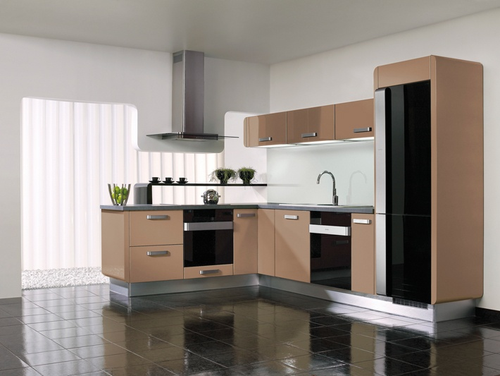 Gorenje interior design kitchen delta white coffee for Kitchen designs by delta