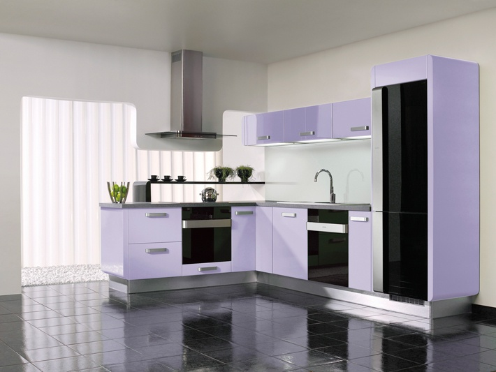 palette of colours and look at kitchens in any of the sixteen colours