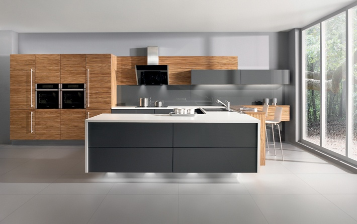 Gorenje interior design kitchen fortuna zebrano natural for Kitchen cupboards sa