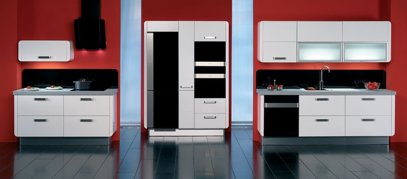 gorenje interior design exclusive kitchen delta. Black Bedroom Furniture Sets. Home Design Ideas
