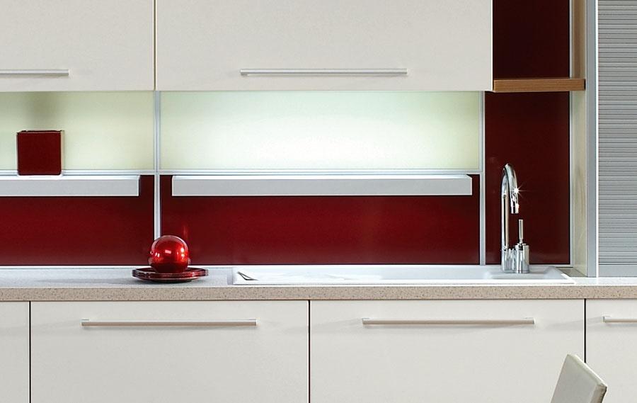 Gorenje Interior Design Kitchen Alea White Gloss