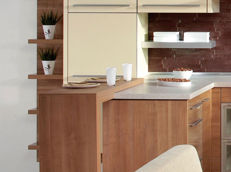 Gorenje Interior Design Kitchen Selena Vanilla Gloss