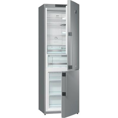 двухкамерный холодильник размеры