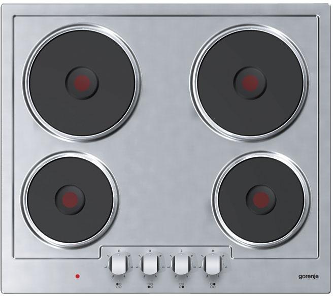 Elektro edelstahl kochfeld e6n1ax ngca for Kochmulden elektro